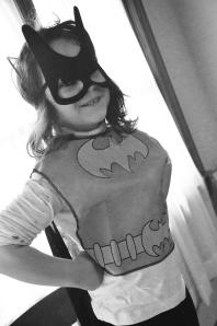 batgirl bw